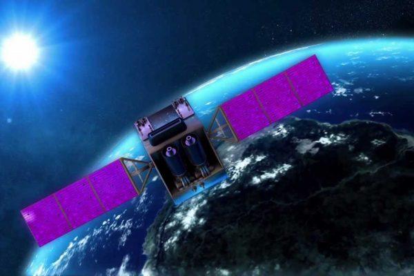 La loca y cara carrera por Internet en el espacio