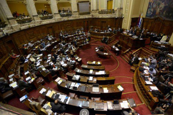 Senado uruguayo aprobó moción contra embajador venezolano