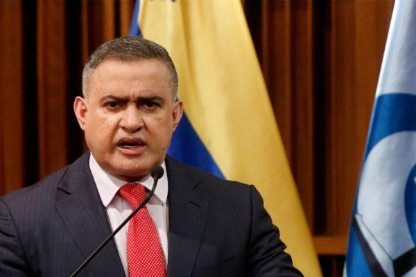 Detienen a 23 fiscales de Venezuela por presunta extorsión