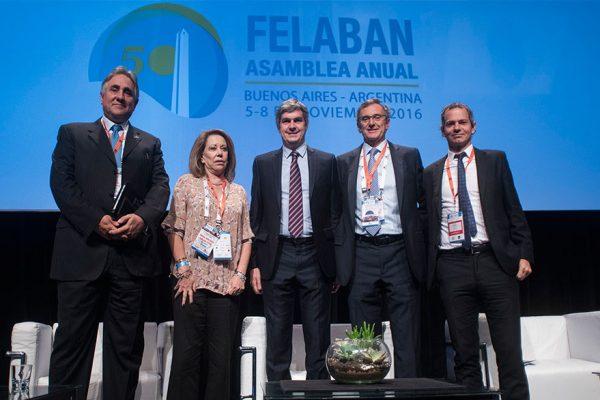 Felaban: El sistema financiero de Latinoamérica goza de buena salud