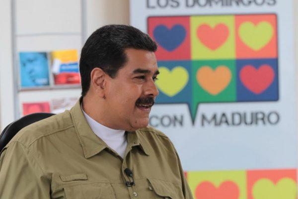 Maduro: Luego de ganar convocaré un gran diálogo nacional