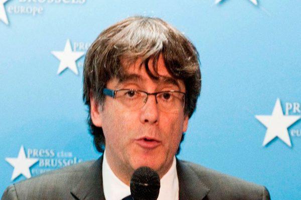 Prohíben candidatura de Carles Puigdemont en elecciones europeas