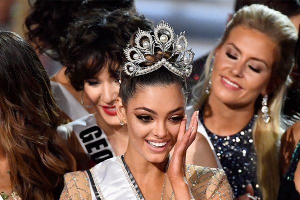 Demi-Leigh Nel-Peters de Sudáfrica gana el Miss Universo