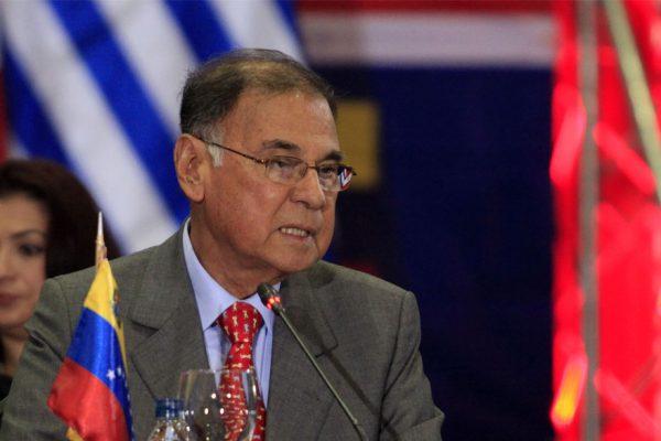 La OPEP lamenta muerte del exsecretario Alí Rodríguez