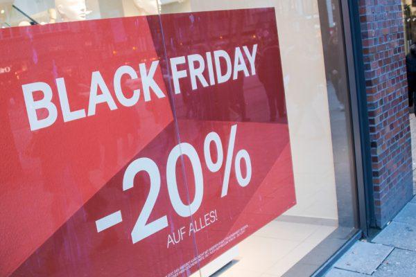 EEUU se prepara para días de intenso consumo por el Black Friday