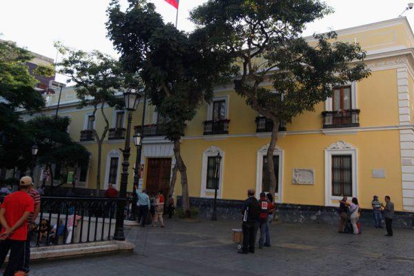 Venezuela ordenó salida del cuerpo diplomático de El Salvador