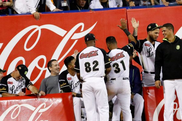 Leones del Caracas avanzan a la final del béisbol venezolano