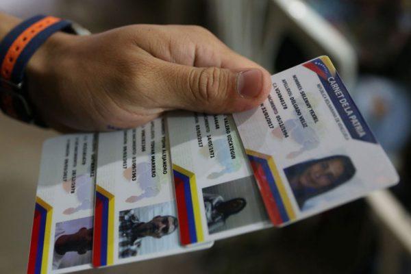66% de los carnetizados de la patria habría dejado de votar en las parlamentarias