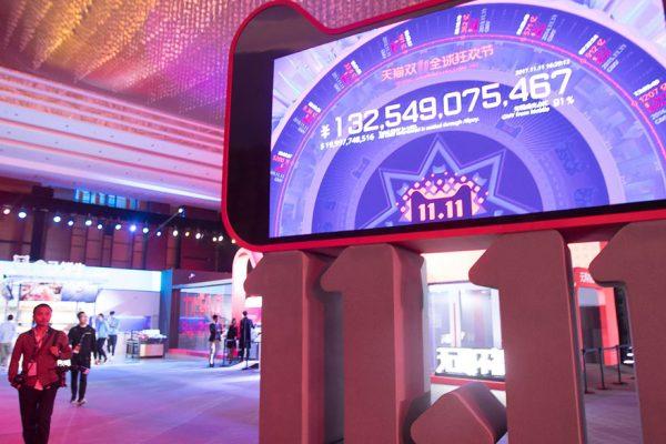 Récord de ventas del Día del Soltero en China: $25.386 millones
