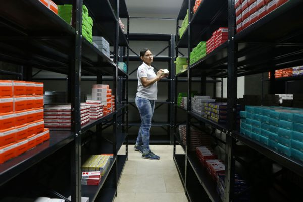 Cifar: Las ventas en el sector farmacéutico se han recuperado en al menos 25%
