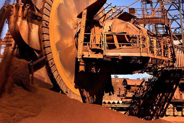 El mineral de hierro repunta por perspectivas a largo plazo