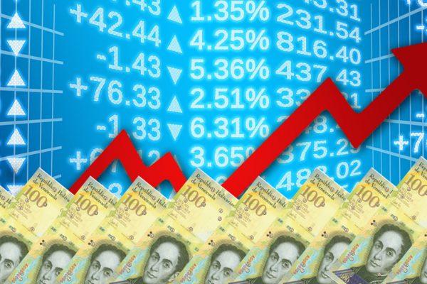 Aristimuño Herrera & Asociados estima inflación de más de 12.000% para 2018