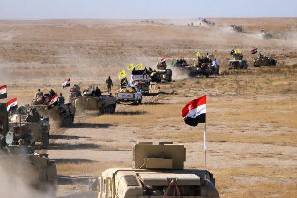 Batalla final en el desierto para erradicar al EI de Irak