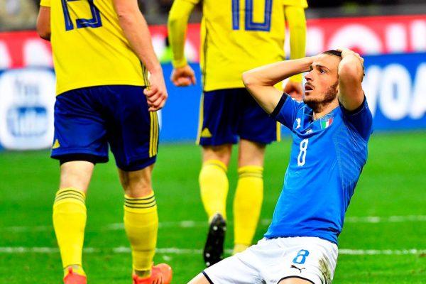 Italia no irá al mundial Rusia 2018