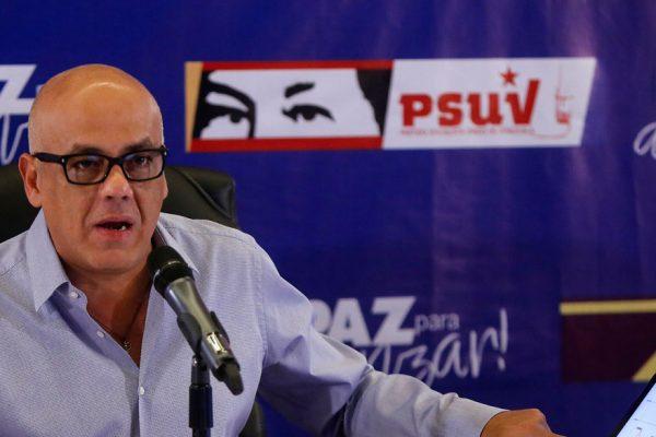 Jorge Rodríguez: Se inició el pago de intereses de la deuda