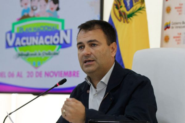 Ministro Luis López presidirá el IVSS