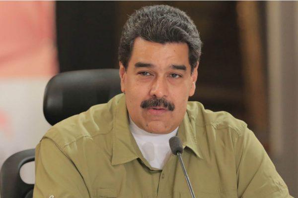 Maduro: Asumo la candidatura presidencial