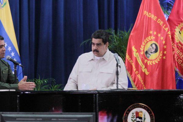 Maduro reitera que en 2018 habrá elecciones presidenciales