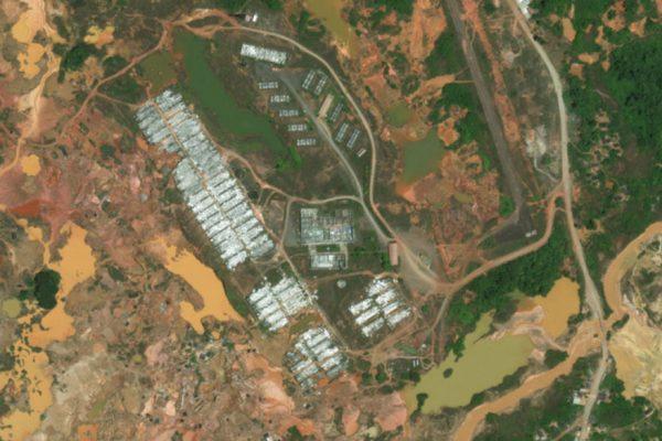 Planta de oro sarrapia producirá 80 kilos del mineral al mes