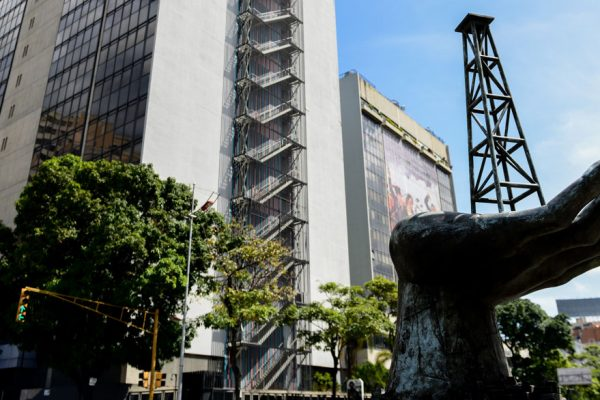 Destituyen a vicepresidente de la Corporación Venezolana de Petróleo