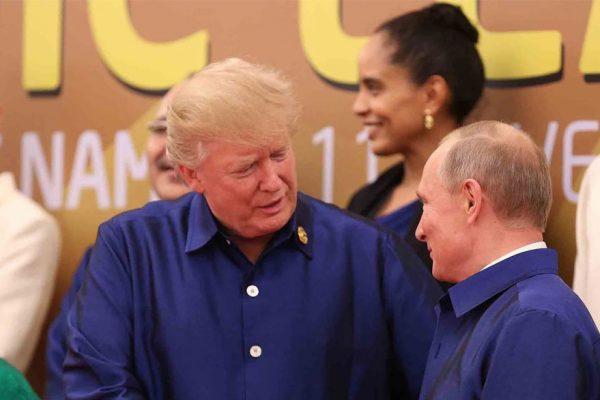 Rusia dispuesta a hablar de una visita de Putin en 2019 a EEUU