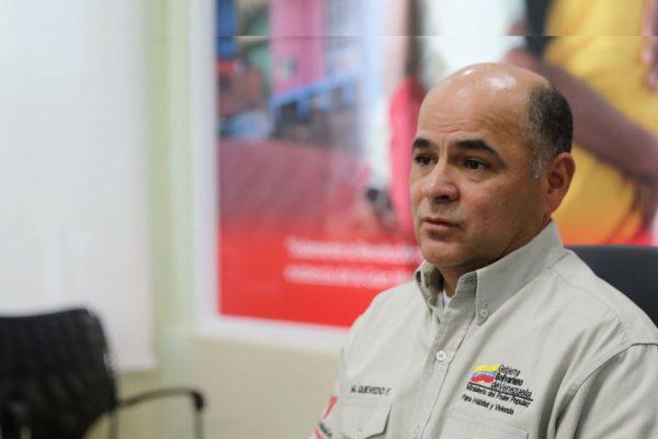 Manuel Quevedo designado presidente de Pdvsa y ministro de Petróleo