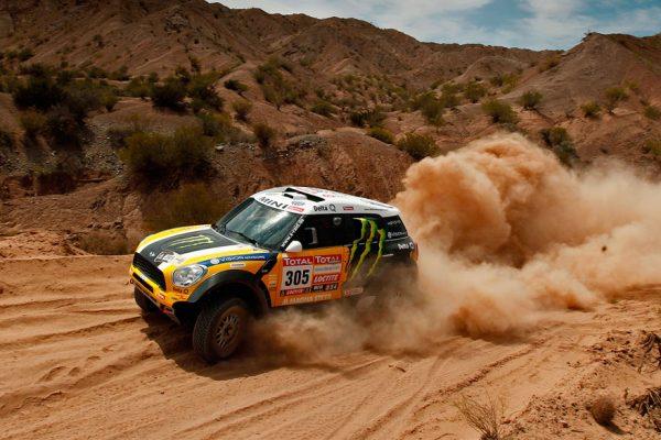 Perú estima ingresos de $350 millones por acoger el Rally Dakar