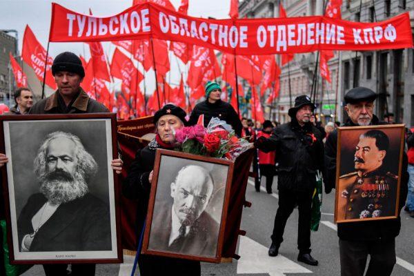 Rusia conmemora con discreción centenario de su Revolución