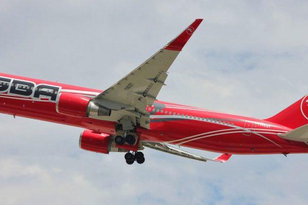 Santa Bárbara Airlines cancela vuelos del 15 al 17 de diciembre