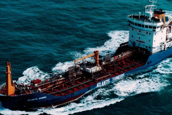 Cuarto tanquero iraní con combustible navega en aguas venezolanas
