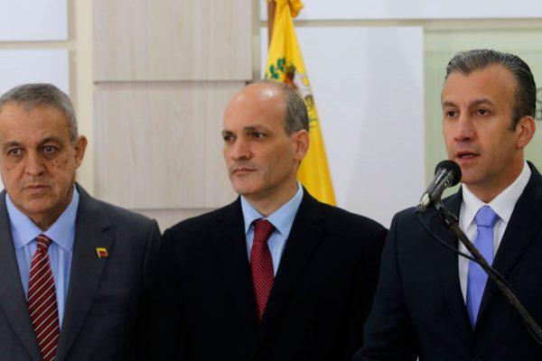 Incertidumbre entre inversionistas por rol de El Aissami como negociador