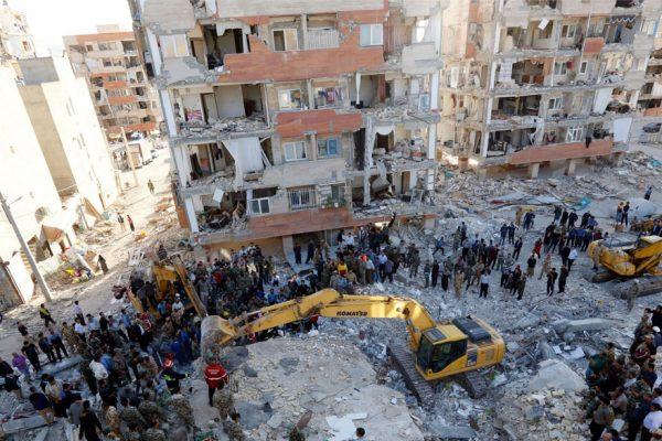 Terremoto en Irak deja más de 300 muertos y 4.000 heridos
