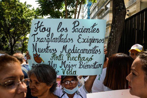 Trasplantados piden ayuda en Venezuela