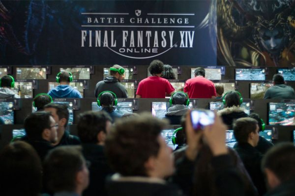 París se convierte en la capital europea del videojuego