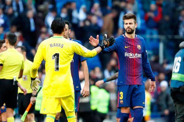 Barcelona FC se llevó el último clásico del año