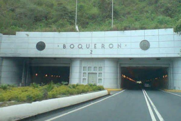 Reabren el paso por el Boquerón II en la autopista Caracas – La Guaira