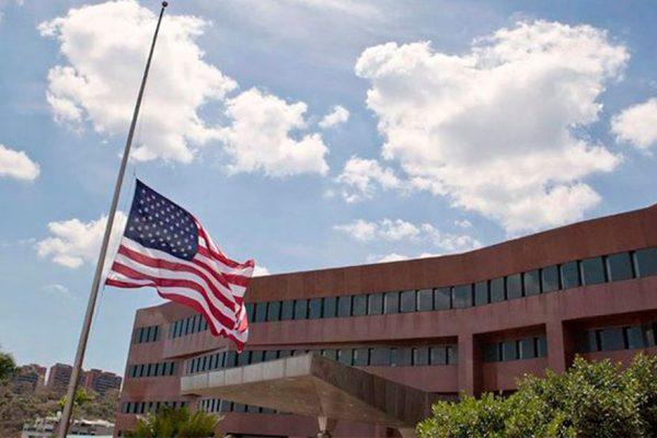 Embajada de EEUU habilita visas de tránsito de emergencia