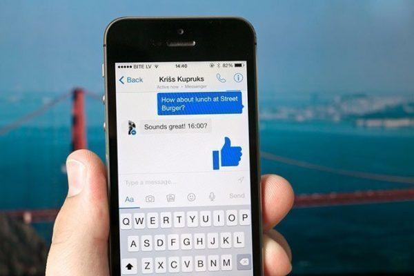 Facebook abre la interfaz de Messenger a las empresas que operan en Instagram