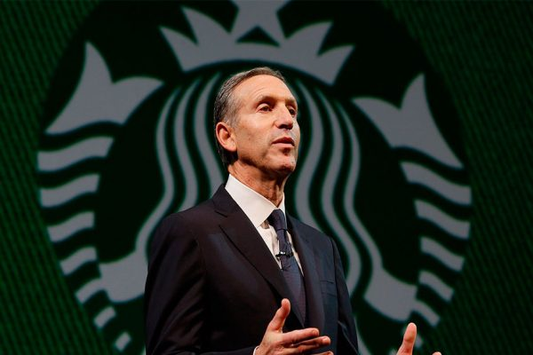 La fascinante historia de Howard Schultz, dueño de Starbucks