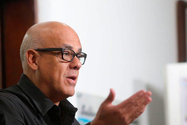 Jorge Rodríguez: El GPP ganó 34 de los 44 diputados de la Lista Nacional