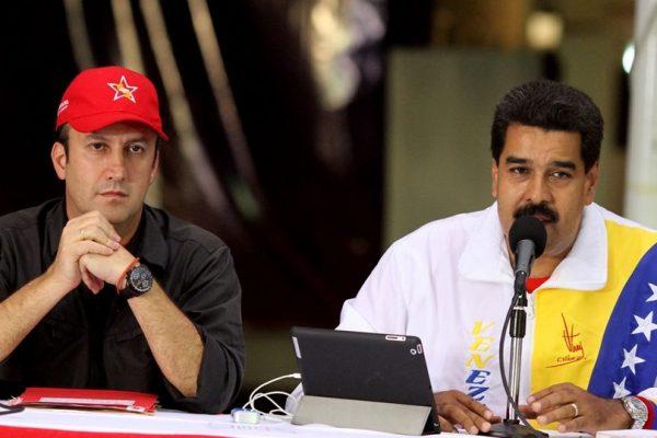 Oposición urge sanciones de la UE contra Maduro y El Aissami