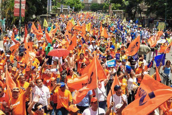 Voluntad Popular minimiza amenaza de Maduro sobre presidenciales
