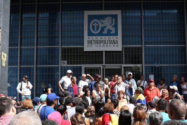 Solicitarán a la ANC que intervenga Alcaldía Metropolitana