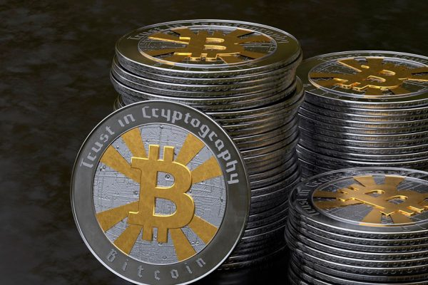 Bitcoin cae 8% y se cotiza por debajo de los $7.000