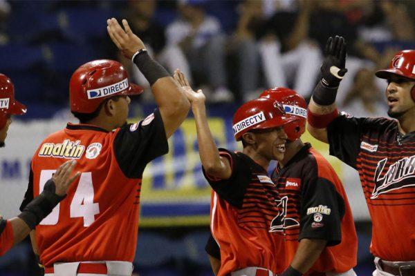 Béisbol rumbo a playoffs con Lara, Magallanes y Caracas a la cabeza