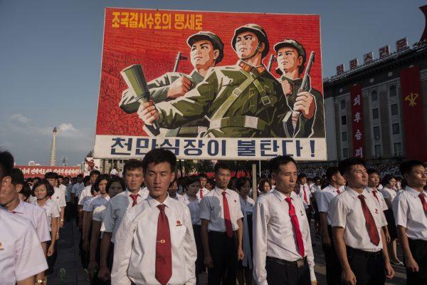 Un oscuro grupo se proclama gobierno norcoreano en el exilio