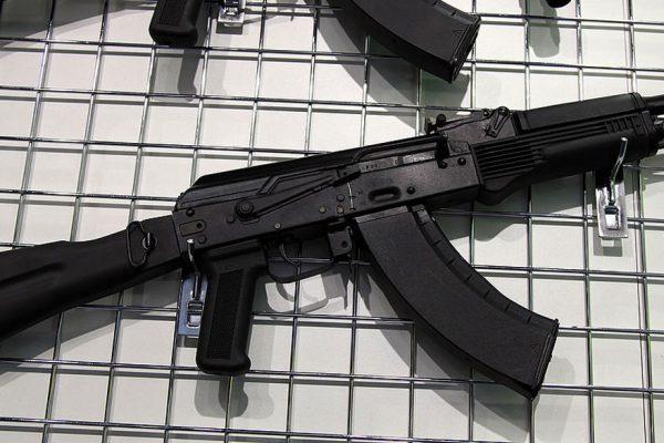 Roban fusiles, pistolas y municiones de comando de la Guardia