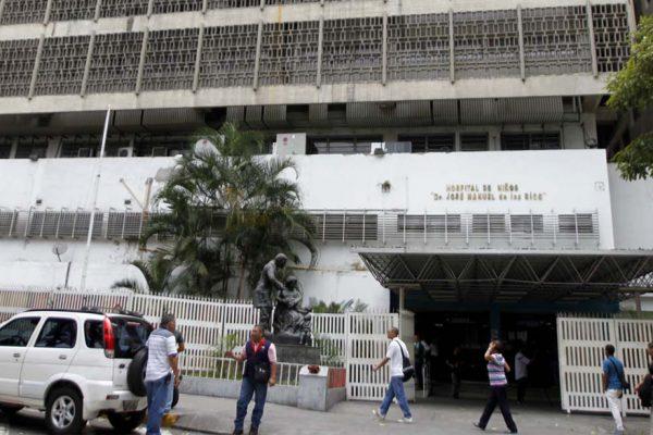 Niño muere por H1N1 en el hospital J.M. de los Ríos