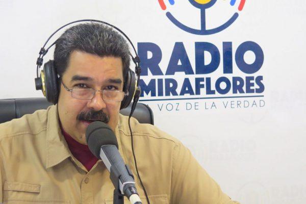 Maduro hará anuncios de