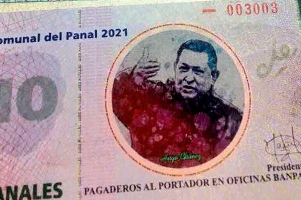 Una comuna en Caracas lanza su propia moneda